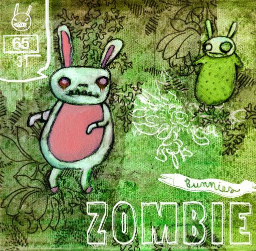 Zombie Bunnies