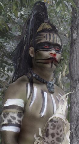 Mayan Zombie
