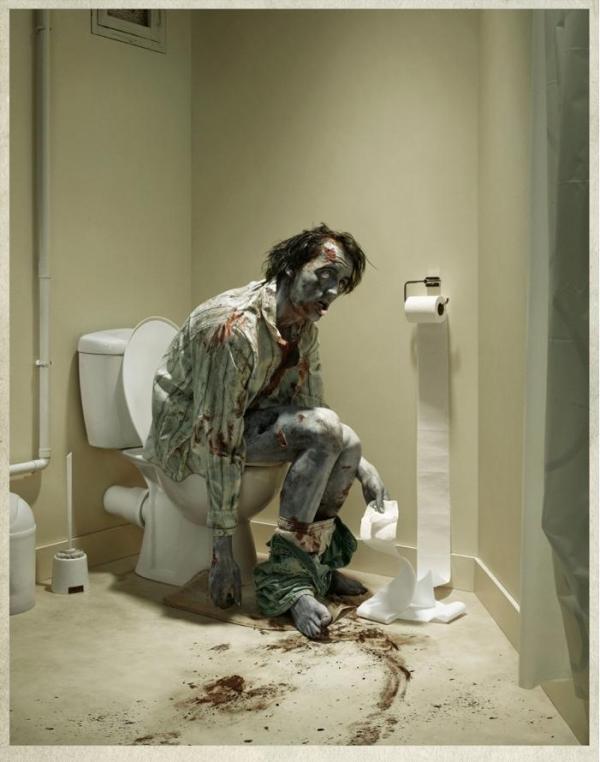 Zombie Toilet